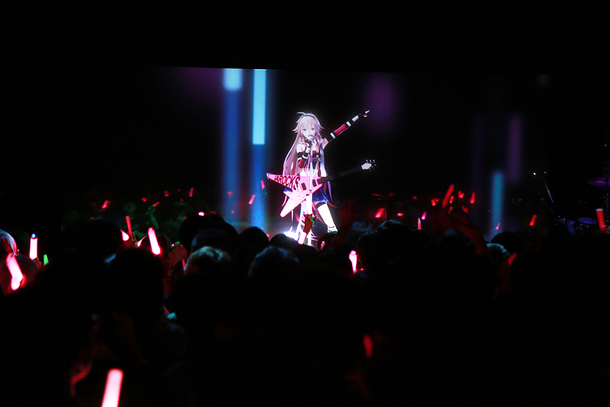 『IA SPECIAL 3D LIVE SHOWCASE in London@ HYPER JAPAN Christmas Market「Live.Japan」』