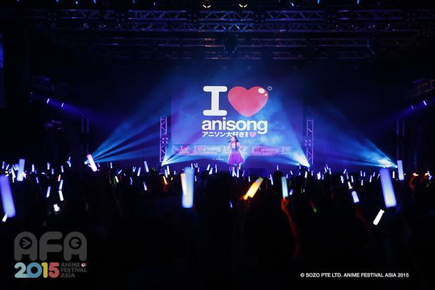 『Anime Festival Asia 2015』(AFA2015)