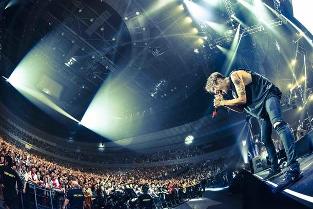 11月25日(水)@横浜アリーナ(ONE OK ROCK)