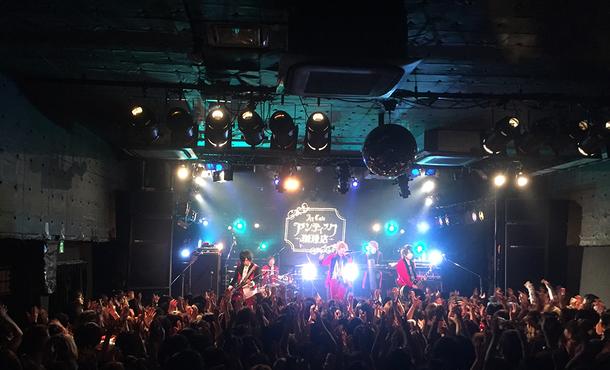 11月21日@HEAVEN'S ROCK さいたま新都心