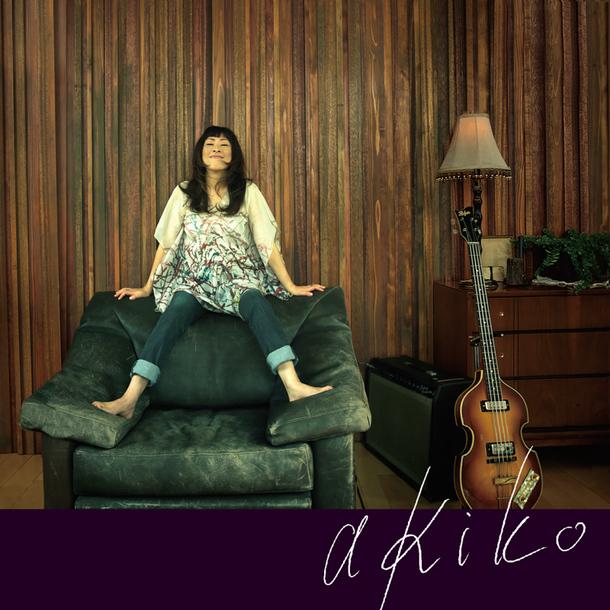 アナログ LP盤『akiko』