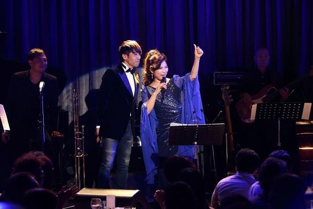 11月17日@BLUE NOTE TOKYO