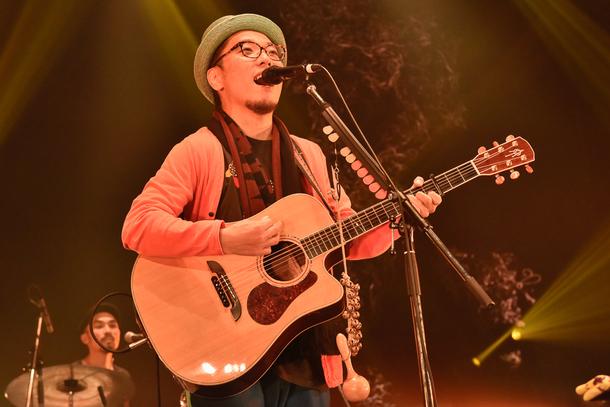 11月16日@Zepp Nagoya(ハナレグミ)