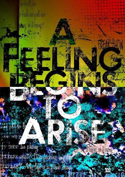 LIVE DVD「A Feeling Begins to Arise」【初回生産限定盤】(DVD2枚組)