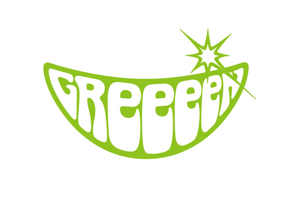 GReeeeN ロゴ