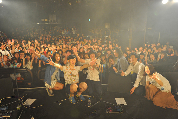 10月25日@渋谷CLUB QUATTRO