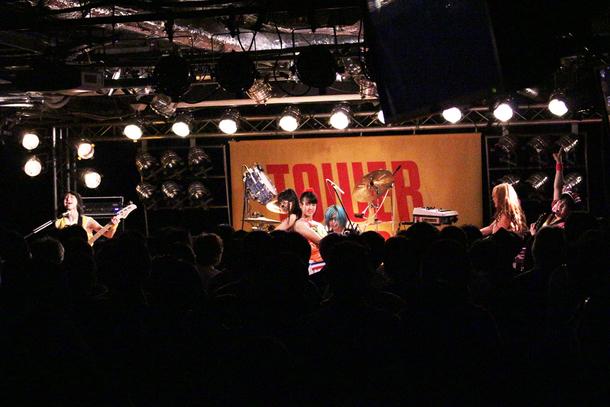 インストアライブ@タワーレコード渋谷店