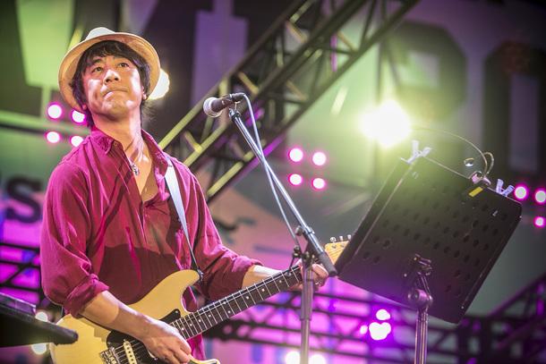 9月26日(土)@横浜赤レンガパーク 野外特設ステージ
