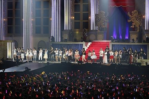 """54,000人が熱狂した""""キンスパ""""がBlu-ray&DVDとして待望のパッケージ化 (C)KING RECORDS"""