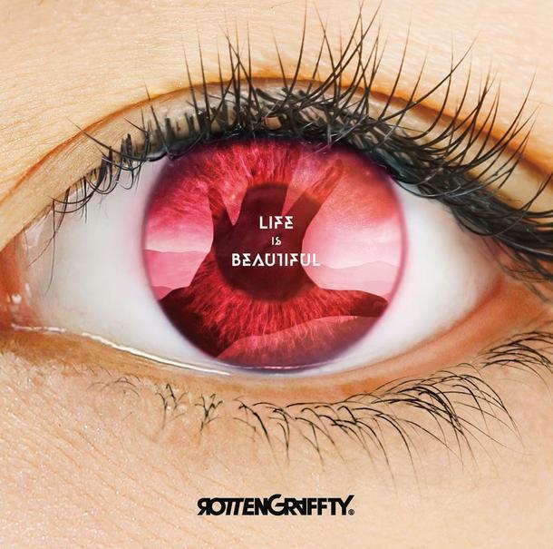 ミニアルバム『Life Is Beautiful』【初回限定盤】(CD+DVD)