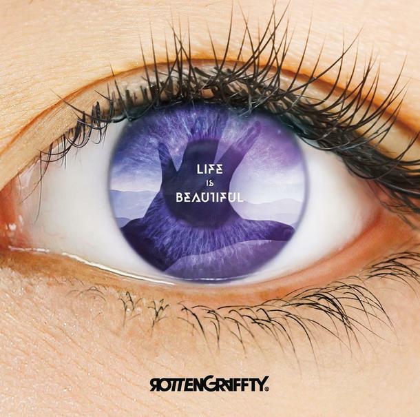 ミニアルバム『Life Is Beautiful』【通常盤】(CD)