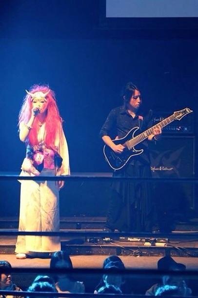 ライブショー「魔界」