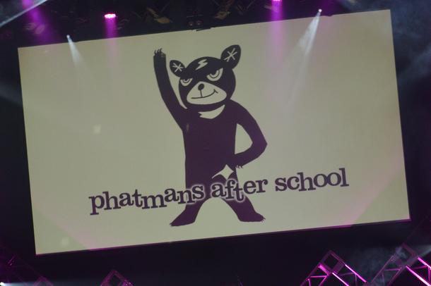 8月25日@東京・新木場Studio Coast(phatmans after school)