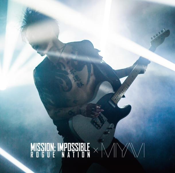 数量限定CD「Mission:Impossible Theme」