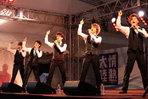 8月22日(土)@情熱大陸 SPECIAL LIVE SUMMER TIME BONANZA'15【LE VELVETS】