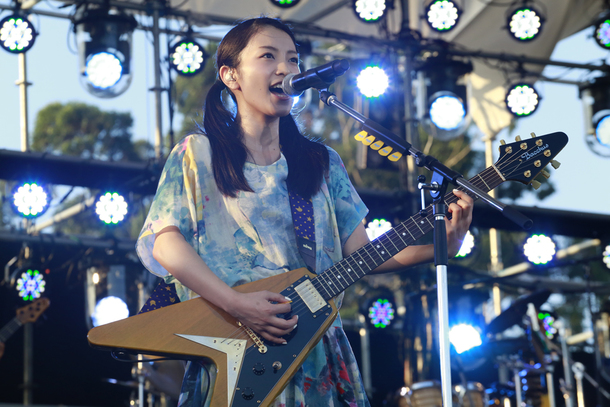 8月22日(土)@情熱大陸 SPECIAL LIVE SUMMER TIME BONANZA'15【miwa】