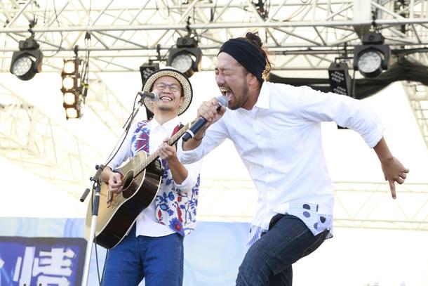 8月22日(土)@情熱大陸 SPECIAL LIVE SUMMER TIME BONANZA'15【カサリンチュ】