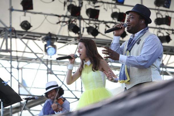 8月22日(土)@情熱大陸 SPECIAL LIVE SUMMER TIME BONANZA'15【クリス・ハート】