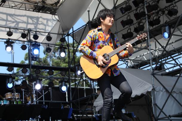 8月22日(土)@情熱大陸 SPECIAL LIVE SUMMER TIME BONANZA'15【押尾コータロー】