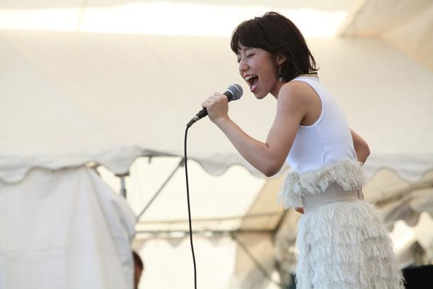 8月22日(土)@情熱大陸 SPECIAL LIVE SUMMER TIME BONANZA'15【桐嶋ノドカ】