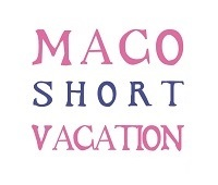 「MACO SHORT VACATION」ロゴ