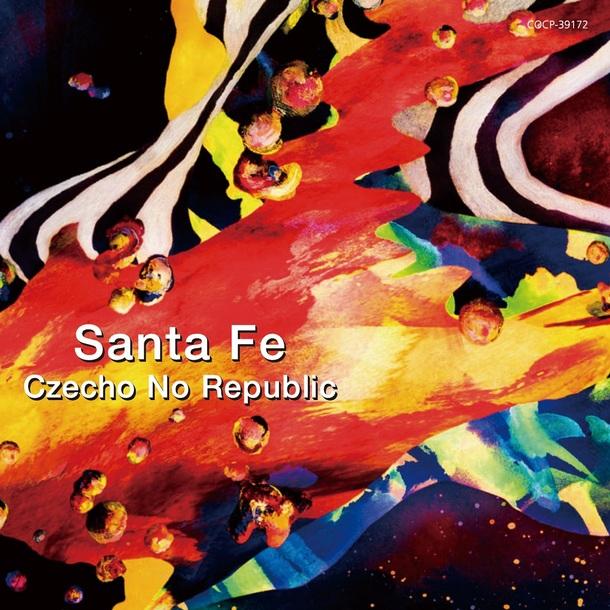 アルバム『Santa Fe』【通常盤】(CD)