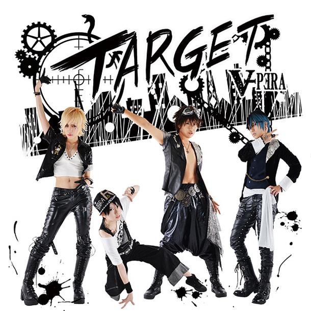 アルバム『TARGET』【通常盤】(CD)