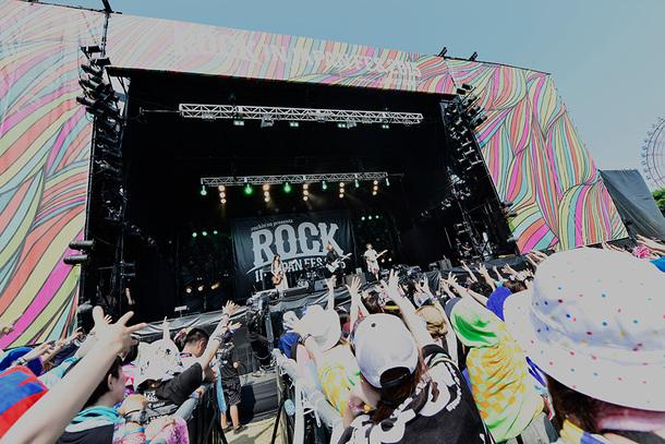 8月1日@「ROCK IN JAPAN FESTIVAL 2015」