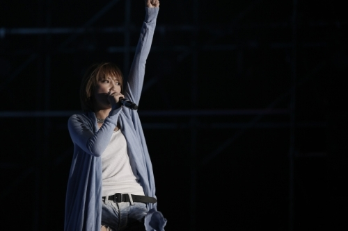 """Bilibili Macro Link 2015""での藍井エイル初上海ライブの模様"