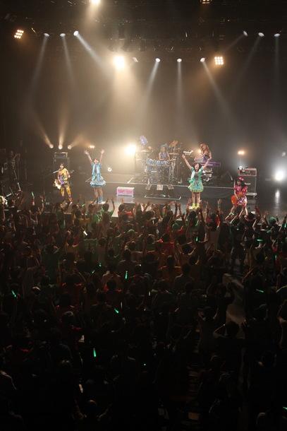 7月26日@赤坂BLITZ