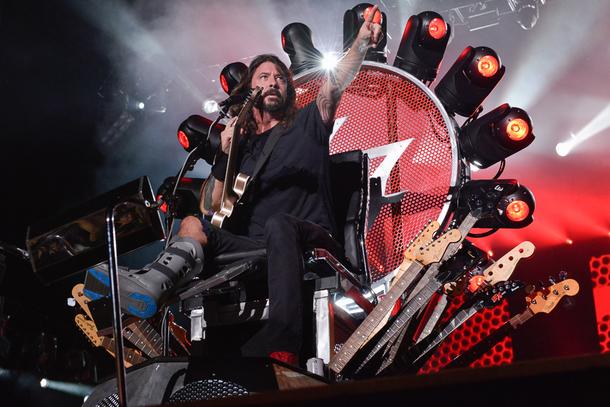 7月24日(土)@「フジロック・フェスティバル 2015」【Foo Fighters】