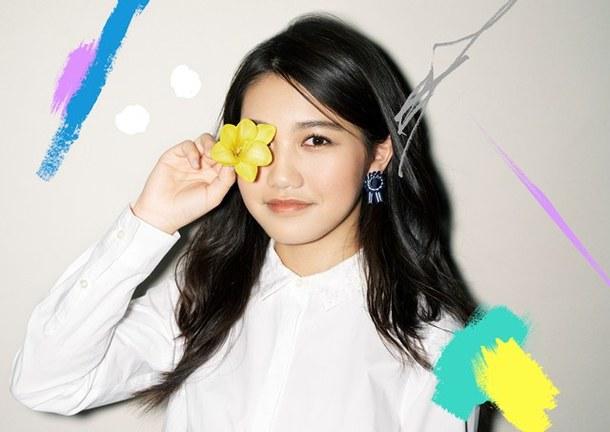 本日7月1日メジャーデビューを果たした井上苑子