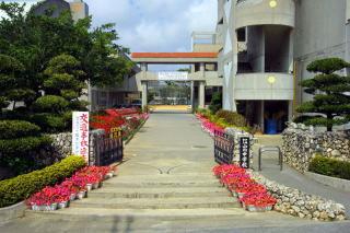 沖縄市立山内中学校吹奏楽部