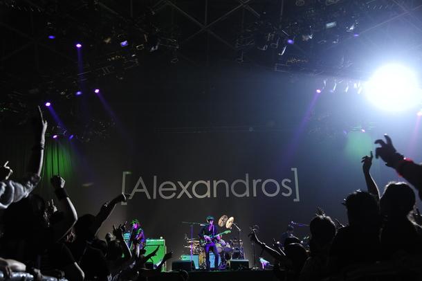 6月28日(日)@『LUNATIC FEST.』【[Alexandros]】