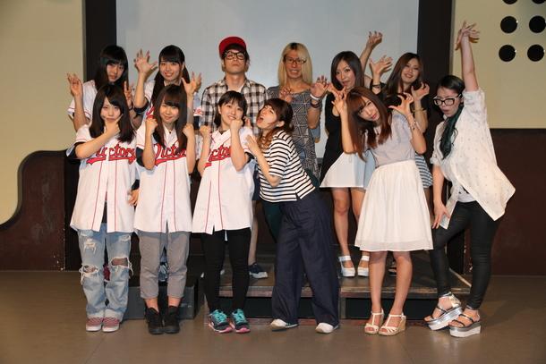 Cyntia×LUI FRONTiC 赤羽JAPAN×がんばれ!Victory