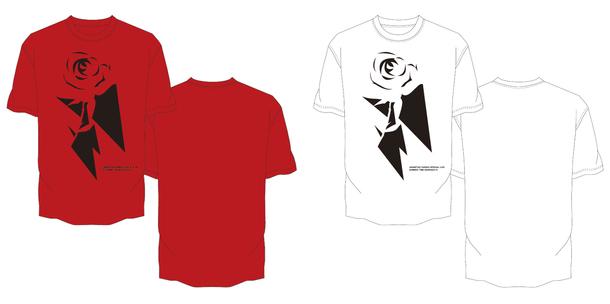 「10人Tシャツ企画」森永邦彦