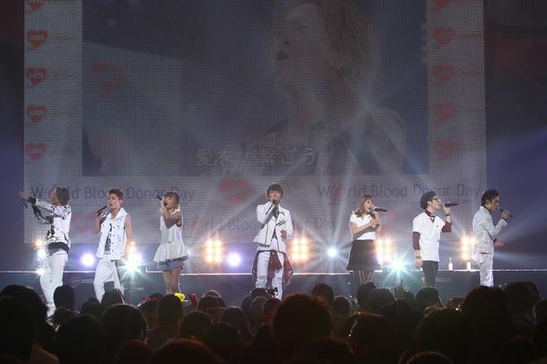 6月12日(金)@『LOVEinActionMeeting(LIVE)』【AAA】