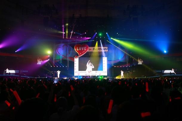 6月12日(金)@『LOVEinActionMeeting(LIVE)』【Da-iCE】