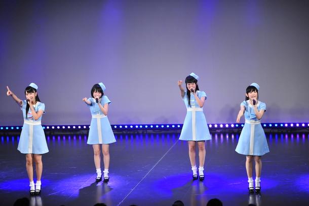 「ミナミアイドルフェスティバル6.7」(ミライスカート)
