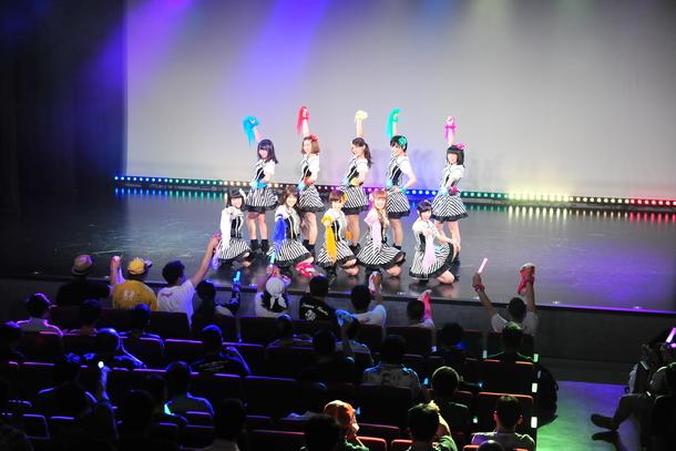 「ミナミアイドルフェスティバル6.7」(つぼみ)
