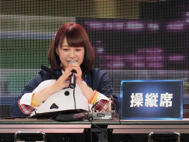 5月29日(金)@「タイムスリップNMB48~未来都市NAMBAからの脱出~inニコファーレ」