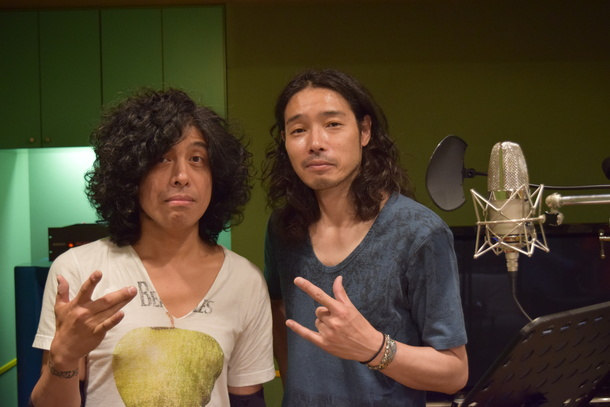斉藤和義×タイジ