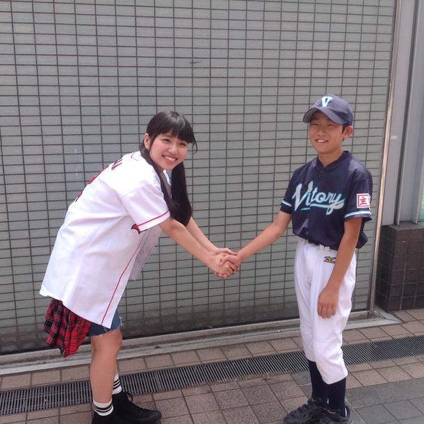 がんばれ!Victory&少年野球チーム「横浜Victory」