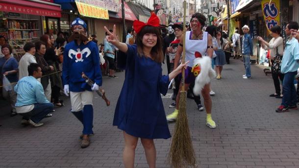 5月10日@『第60回記念 赤羽馬鹿祭り』