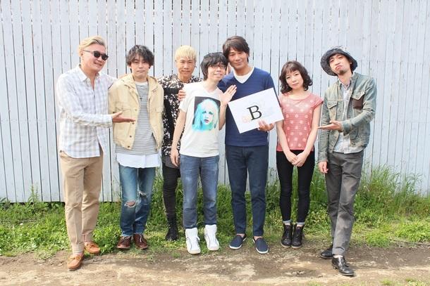「BBQ in つま恋 〜僕らのビートを喰らえコラ!〜」コラボグループ