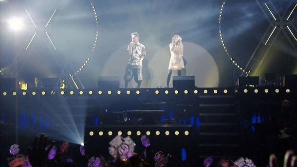 『THE BEST 2 MAN TOUR 2014』より