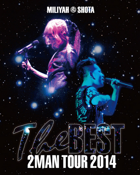 Blu-ray『THE BEST 2 MAN TOUR 2014』