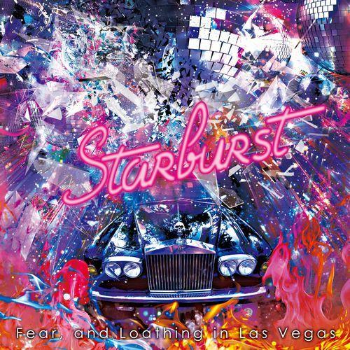 シングル「Starburst」【プレミアム盤】