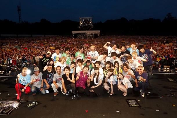 「Amuse Fes 2014 BBQ in つま恋」