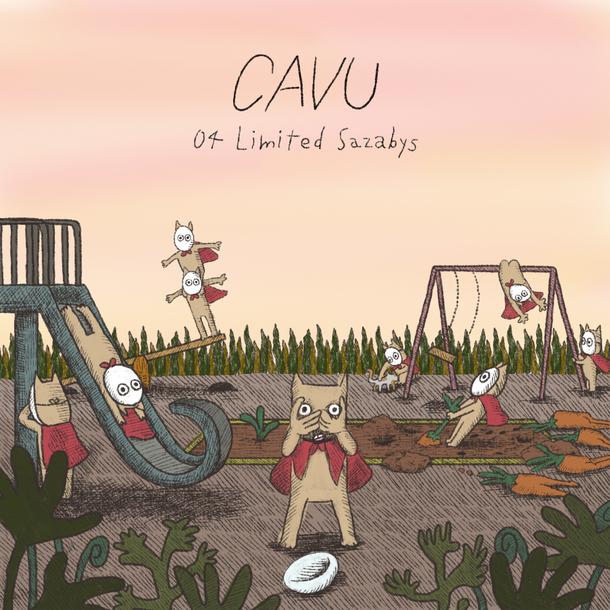 アルバム『CAVU』【初回生産限定盤】(CD+DVD)